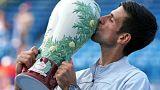 Djokovic conquista Cincinnati