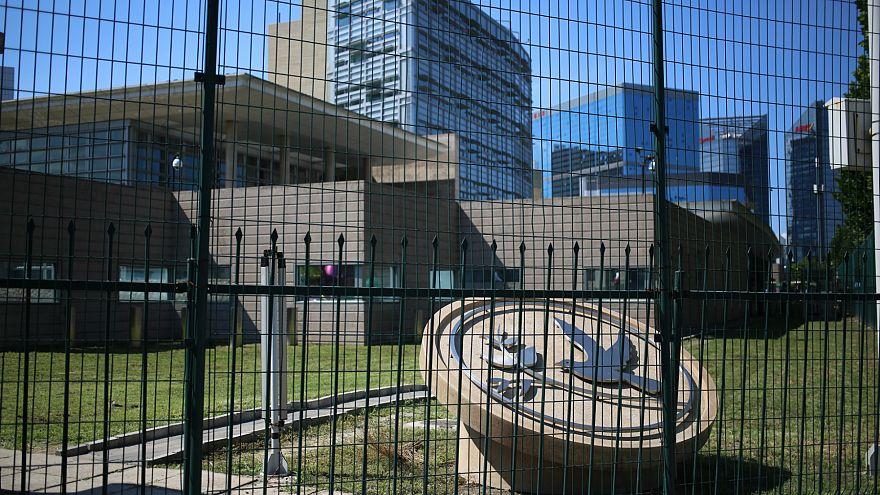 ABD Ankara Büyükelçiliği saldırısı: 2 kişi gözaltına alındı