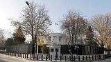 مقر السفارة الأمريكية في أنقرة