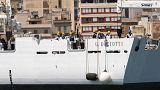 Migranti: la nave Diciotti ha preso il largo
