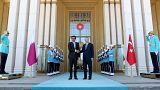 اتفاق بين مصرف قطر المركزي والبنك المركزي التركي لمبادلة العملات دعما لليرة