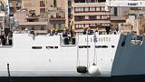 Italy demands sanctions on Malta following another row over migrant boats between the two countries