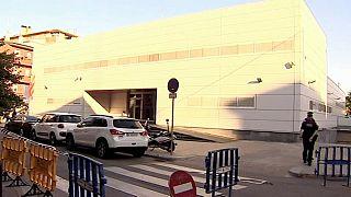 """Spagna: l'attacco alla stazione di polizia è """"un atto di terrorismo"""""""