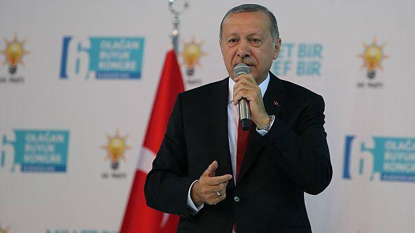 Erdoğan: Ekonomimize yönelik saldırının ezanımıza saldırıdan farkı yoktur