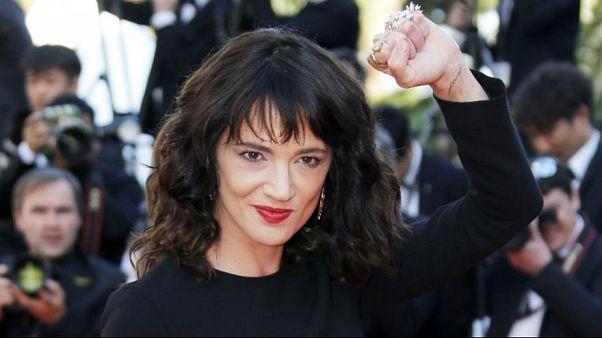 Asia Argento niega haber mantenido relaciones sexuales con Jimmy Bennett