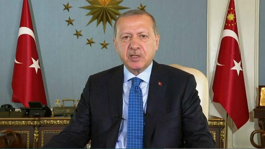 اردوغان: حمله به اقتصاد ترکیه همانند حمله به پرچم ماست