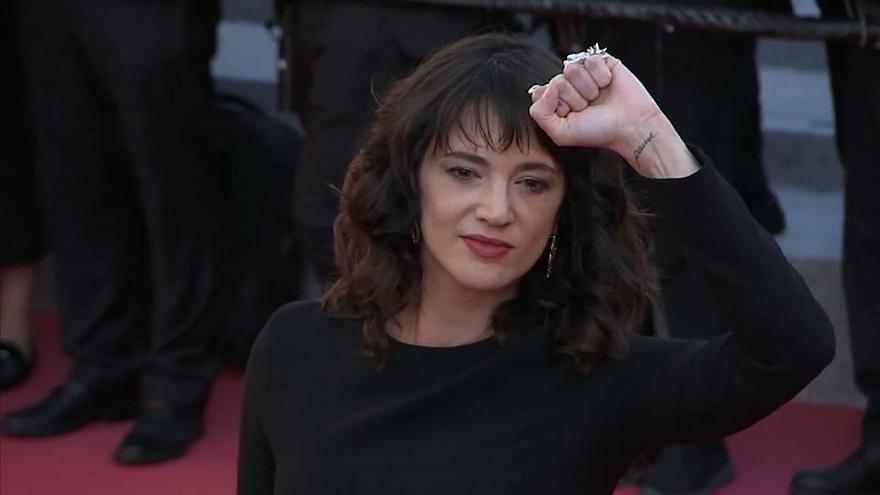 Asia Argento, acusada de abuso sexual a un menor