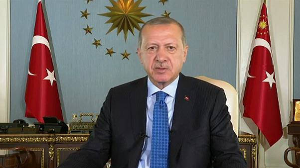 "Erdoğan: Currency crisis an ""attack"" on Turkey"