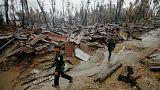 ارتش میانمار در یکسال اخیر ۲۴ هزار مسلمان را کشته است