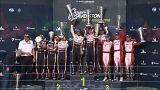 Toyota domina pódio de Silverstone mas acaba desclassificada