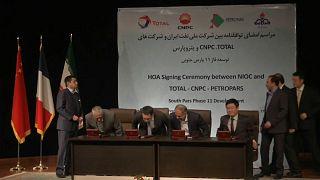 Total lascia l'Iran dopo le sanzioni statunitensi