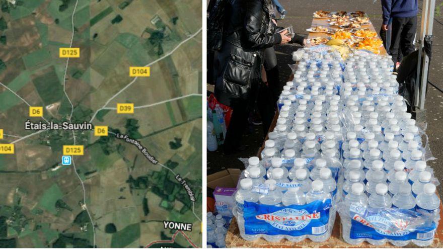 فرانسه؛ شهری که ۲ سال است آب آشامیدنی ندارد