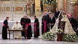 Papa'dan Katolik alemine çağrı: Pedofili vakalarının üzerini örtmeyin