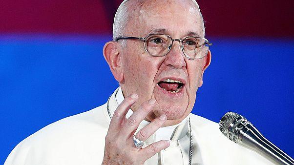 البابا: لا تستر بعد اليوم على الفضائح الجنسية في الكنيسة الكاثوليكية