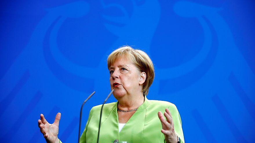 Merkel: Türkiye'nin Almanya'dan gelecek mali yardıma ihtiyacı yok