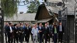 """Maas in Auschwitz: """"Unsere Verantwortung endet nie"""""""