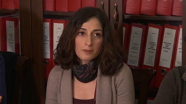Journalistin Meşale Tolu darf Türkei verlassen