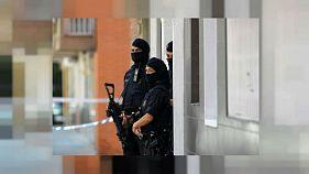 Полиция: нападение близ Барселоны - теракт