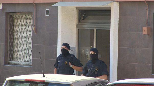 Becsöngetett a támadó Barcelona egyik rendőrőrsére