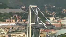 """Genova, """"intreccio di fattori"""" alla base del crollo di Ponte Morandi"""