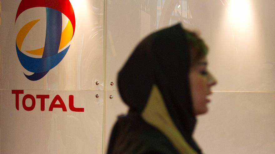 Total zieht sich offiziell aus dem Iran zurück
