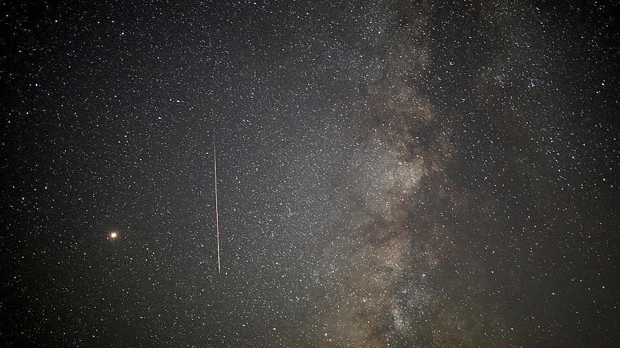 Vakítóan fényes meteort láttak Alabamában