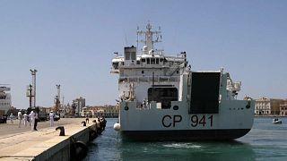 Италия может вернуть в Ливию около 200 мигрантов