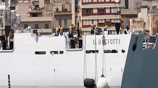 Στην Κατάνια θα δέσει το πλοίο «Ντιτσιότι»