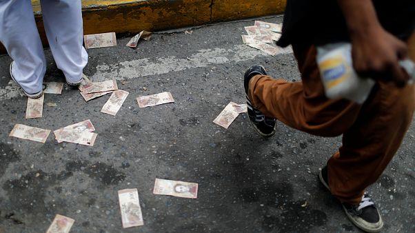 Währungsreform in Venezuela