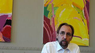 BM İnsan Hakları Yüksek Komiseri Zeyd bin Raad