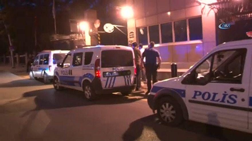 السلطات التركية تعتقل شخصين على صلة بإطلاق النار على السفارة الأمريكية في أنقرة