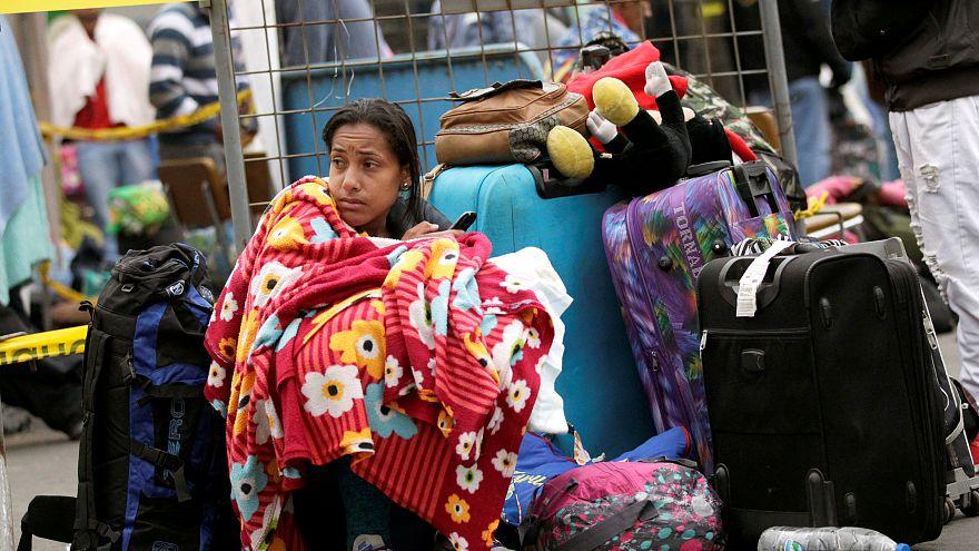 América Latina enfrenta crise migratória venezuelana
