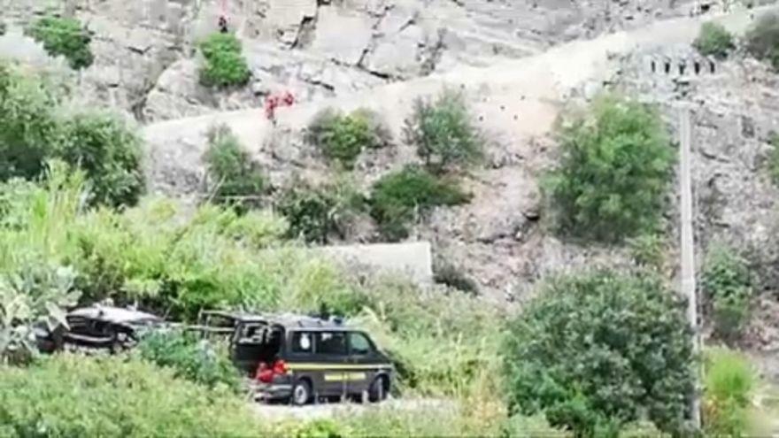 Al menos ocho muertos por el desbordamiento de un río en Italia