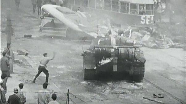"""50 anos do fim da """"Primavera de Praga"""""""