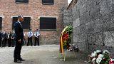 Heiko Maas besucht KZ-Gedenkstätte Auschwitz