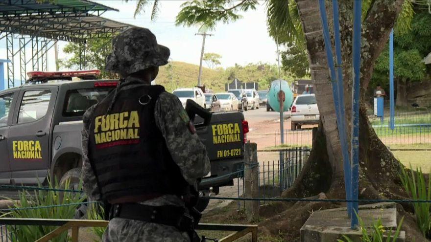 Apelo à Paz na fronteira entre Brasil e Venezuela