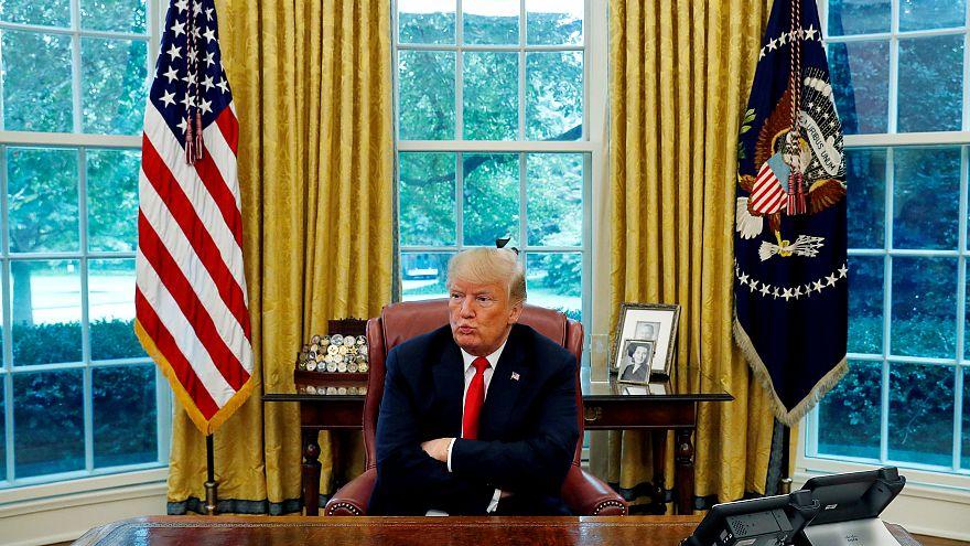 "Trump fears ""perjury trap"""