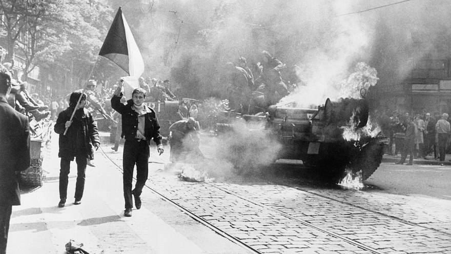 نگاهی به سرکوب «بهار پراگ» پس از نیم قرن
