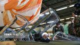"""إيران تكشف عن """"كوثر"""".. أول مقاتلة إيرانية محلية الصنع بنسبة 100%"""