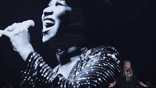 Homenaje fallido de Madonna a Aretha Franklin