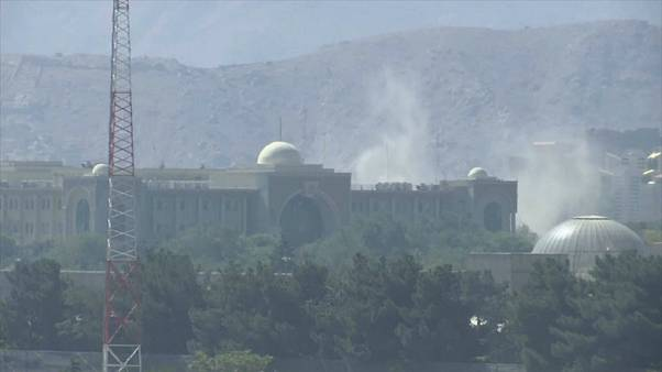 افغانستان؛ حمله خمپارهای به منطقه دیپلماتنشین کابل