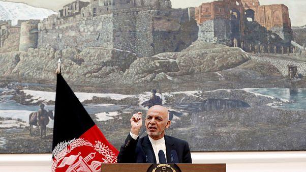 أفغانستان: إطلاق صواريخ على العاصمة كابول أثناء خطاب للرئيس غاني بمناسبة عيد الأضحى