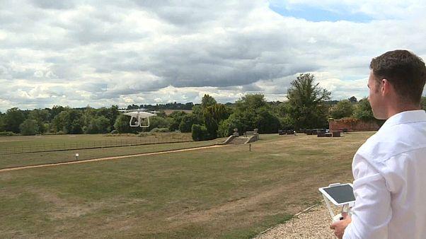 Les start-up déclarent la guerre aux drones