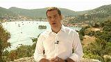 Τσίπρας: «Σήμερα είναι μέρα λύτρωσης και η αφετηρία μιας νέας εποχής»