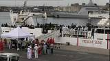 """Diciotti"" legt auf Sizilien an – Migranten müssen an Bord bleiben"