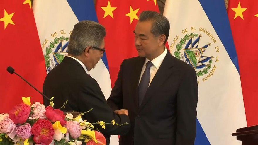 Сальвадор предпочёл КНР Тайваню