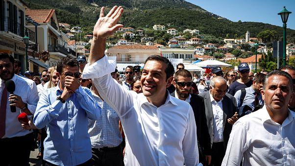 """Grèce, """"le début d'une nouvelle ère"""""""