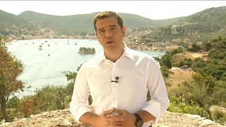 Greek prime minister likens the country's bailout to Homer's Odyssey