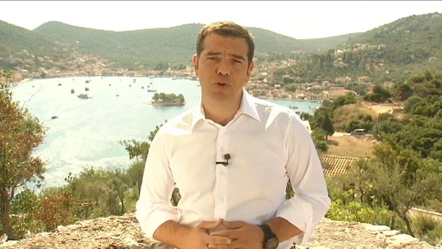 """Grecia, Tsipras: """"Anni di odissea, ora inizia una nuova era"""""""
