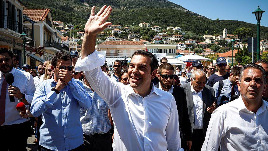 """Ципрас: """"Мы прожили новую Одиссею"""""""